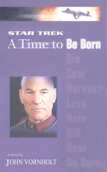 Star Trek: The Next Generation: A Time to Be Born