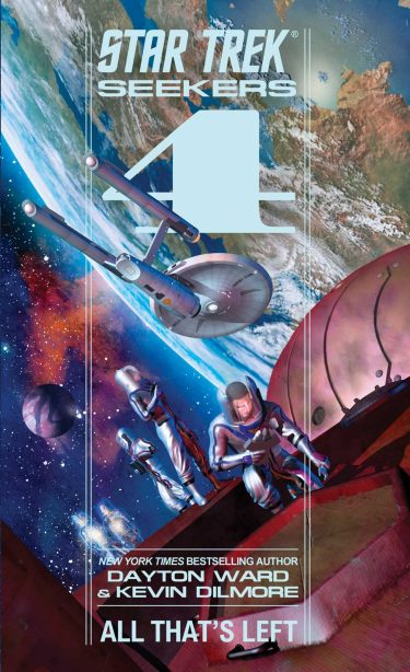 Seekers #4: All That's Left