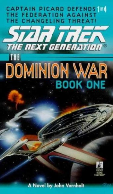 The Dominion War #1: Behind Enemy Lines