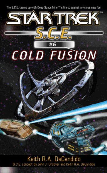 Starfleet Corps of Engineers #6: Cold Fusion