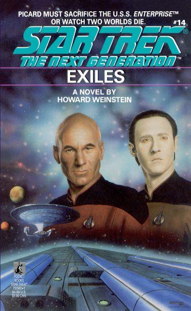 Star Trek: The Next Generation #14: Exiles