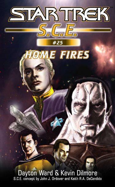 Starfleet Corps of Engineers #25: Home Fires