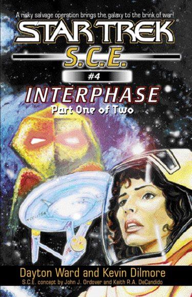 Starfleet Corps of Engineers #4: Interphase, Part 1