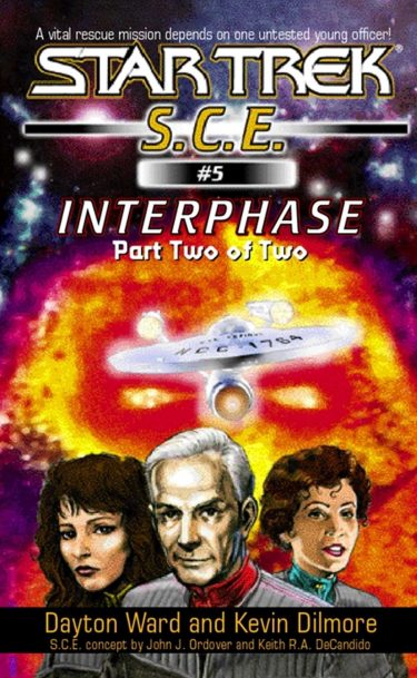 Starfleet Corps of Engineers #5: Interphase, Part 2