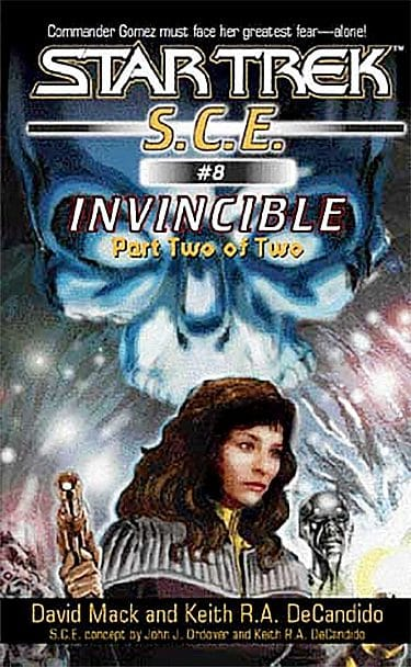 Starfleet Corps of Engineers #8: Invincible, Part 2