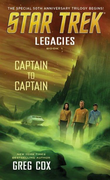 Legacies #1: Captain to Captain