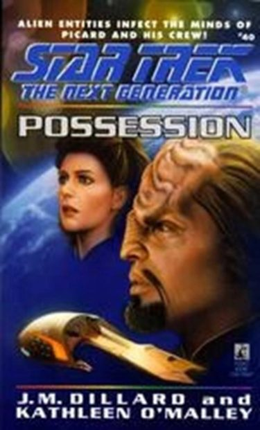 Star Trek: The Next Generation #40: Possession