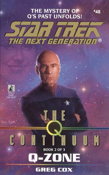 Star Trek: The Next Generation #48: Q-Zone