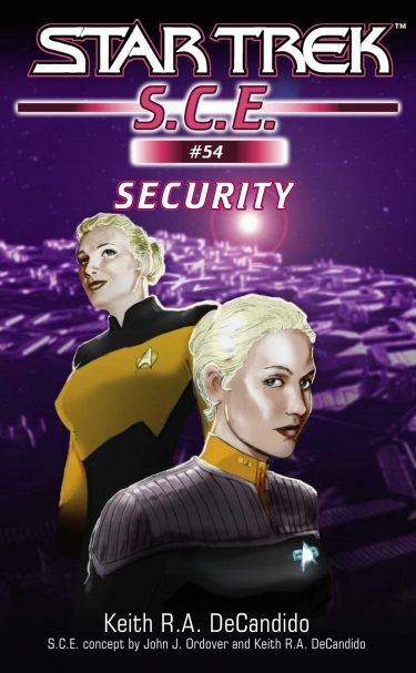 Starfleet Corps of Engineers #54: Security