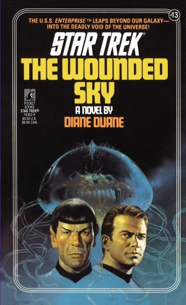 Star Trek: The Original Series #13: The Wounded Sky