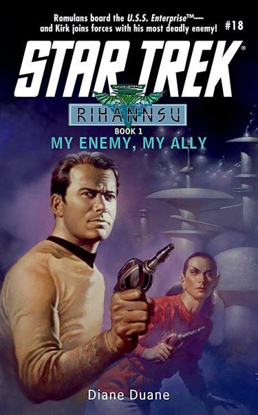 Star Trek: The Original Series #18: My Enemy, My Ally