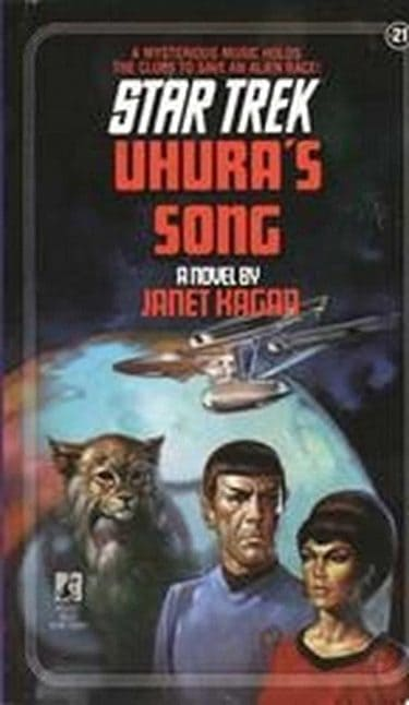 Star Trek: The Original Series #21: Uhura's Song