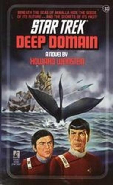 Star Trek: The Original Series #33: Deep Domain