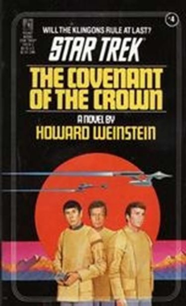 Star Trek: The Original Series #4: The Covenant of the Crown