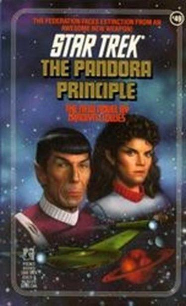 Star Trek: The Original Series #49: The Pandora Principle