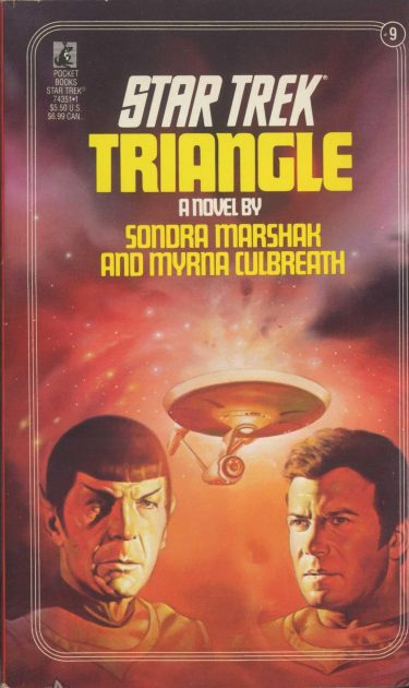 Star Trek: The Original Series #9: Triangle