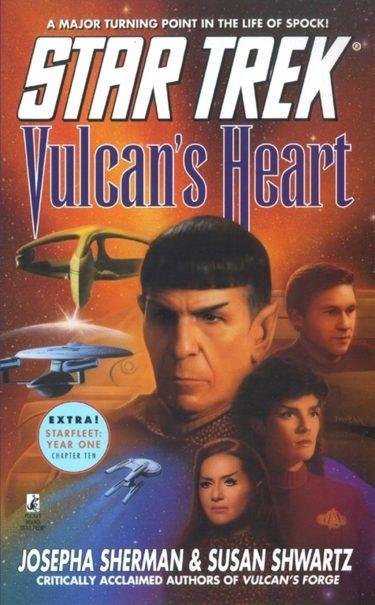 Star Trek: The Original Series: Vulcan's Heart