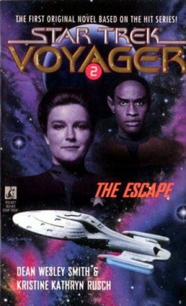 Star Trek: Voyager #2: The Escape