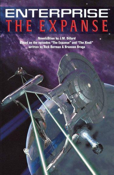 Star Trek: Enterprise #6: The Expanse
