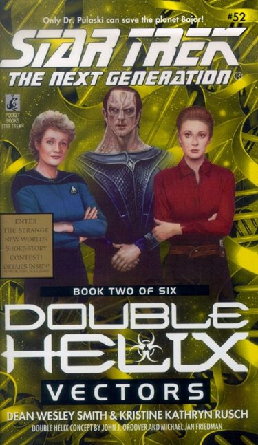 Star Trek: The Next Generation #52: Vectors