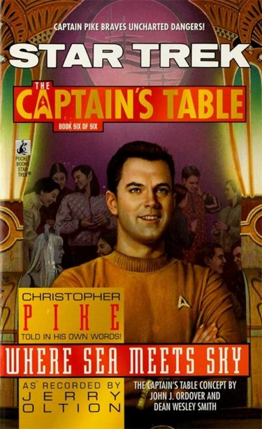 The Captain's Table #6: Where Sea Meets Sky