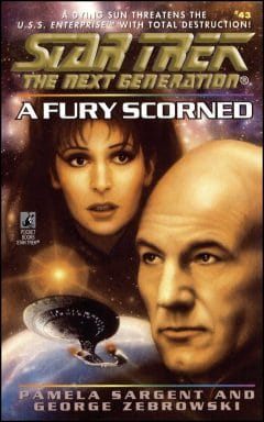 Star Trek: The Next Generation #43: A Fury Scorned