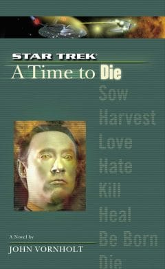 Star Trek: The Next Generation: A Time to Die