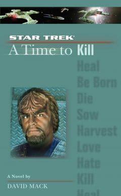 Star Trek: The Next Generation: A Time to Kill