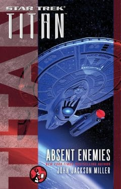 Titan #10: Absent Enemies