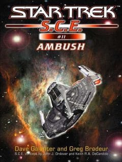Starfleet Corps of Engineers #11: Ambush