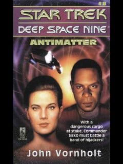 Star Trek: Deep Space Nine #8: Antimatter