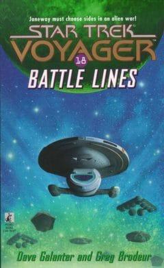 Star Trek: Voyager #18: Battle Lines