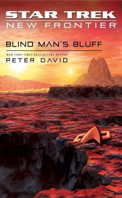 Star Trek: New Frontier #18: Blind Man's Bluff