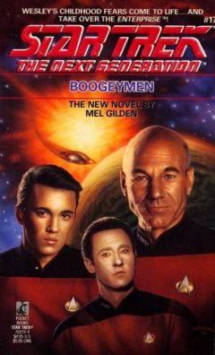 Star Trek: The Next Generation #17: Boogeymen