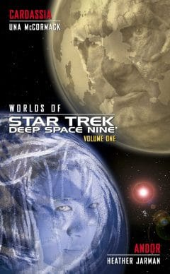Worlds of Deep Space Nine #1: Cardassia & Andor