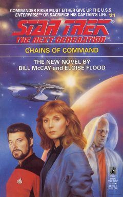 Star Trek: The Next Generation #21: Chains of Command