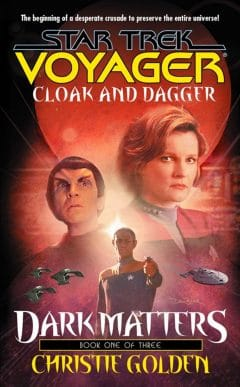 Star Trek: Voyager #19: Cloak and Dagger
