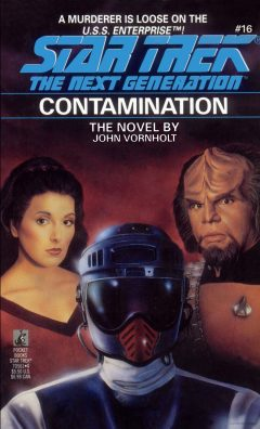 Star Trek: The Next Generation #16: Contamination