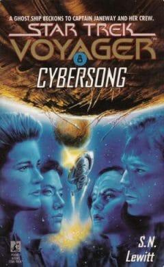 Star Trek: Voyager #8: Cybersong