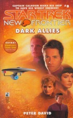 Star Trek: New Frontier #8: Dark Allies