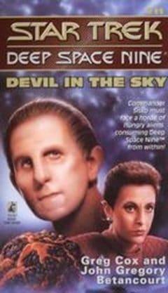 Star Trek: Deep Space Nine #11: Devil in the Sky