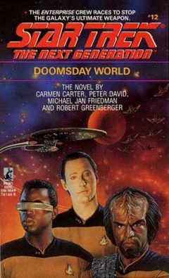 Star Trek: The Next Generation #12: Doomsday World