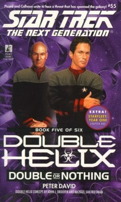 Star Trek: The Next Generation #55: Double or Nothing