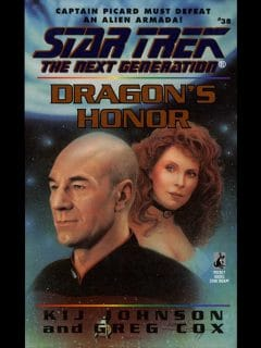 Star Trek: The Next Generation #38: Dragon's Honor