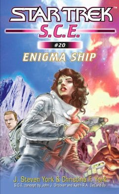 Starfleet Corps of Engineers #20: Enigma Ship