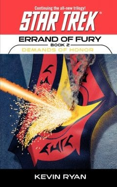 Errand of Fury #2: Demands of Honor