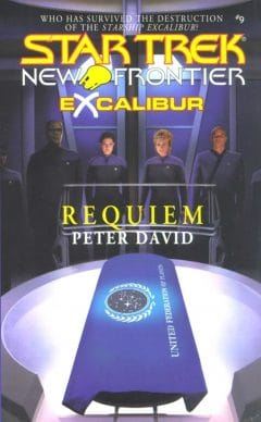 Star Trek: New Frontier #9: Excalibur: Requiem
