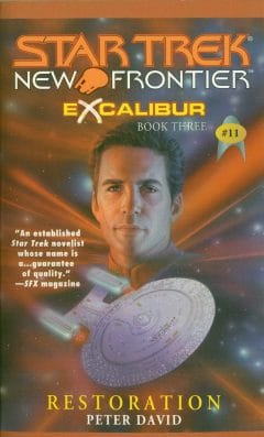 Star Trek: New Frontier #11: Excalibur: Restoration