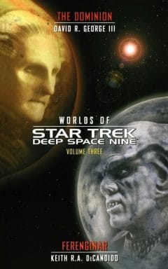 Worlds of Deep Space Nine #3: Ferenginar & The Dominion