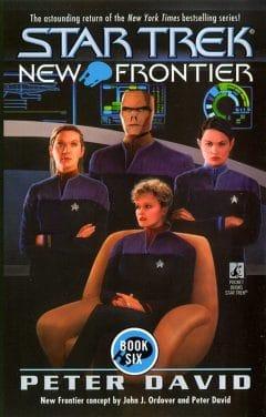 Star Trek: New Frontier #6: Fire on High